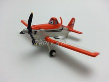 Buy Pixar Planes Strut Jetstream Dusty Metal Diecast Toy Plane 1:55 Loose New Stock & Free for $6.29 in AliExpress store