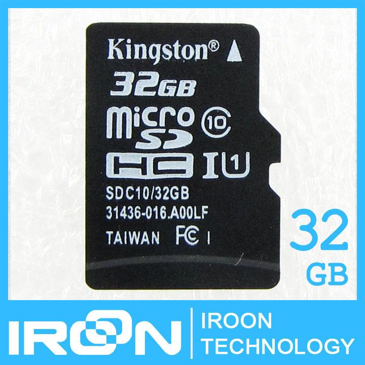 32GB Raspberry PI SD Card Ras PI 2 Model B 1GB Original Class10 Micro SD Card TF Card for BPI Banana M2,M1+plus,D1,R1(China (Mainland))