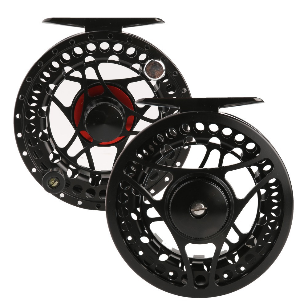 Top quality mc 2 3 weight light fly fishing reel large for Best fly fishing reels