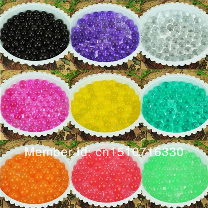 Color Bead Hydrogel Beads 10 Color