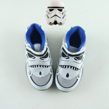Star wars 2015 PU leather sole boys sneaker autumn winter casual cosplay shoes D1217