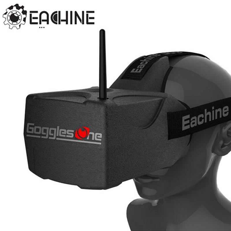 Hotly Eachine Goggles One 5 Inches 5 8G 40CH Raceband HD 1080p HDMI FPV Goggles Video