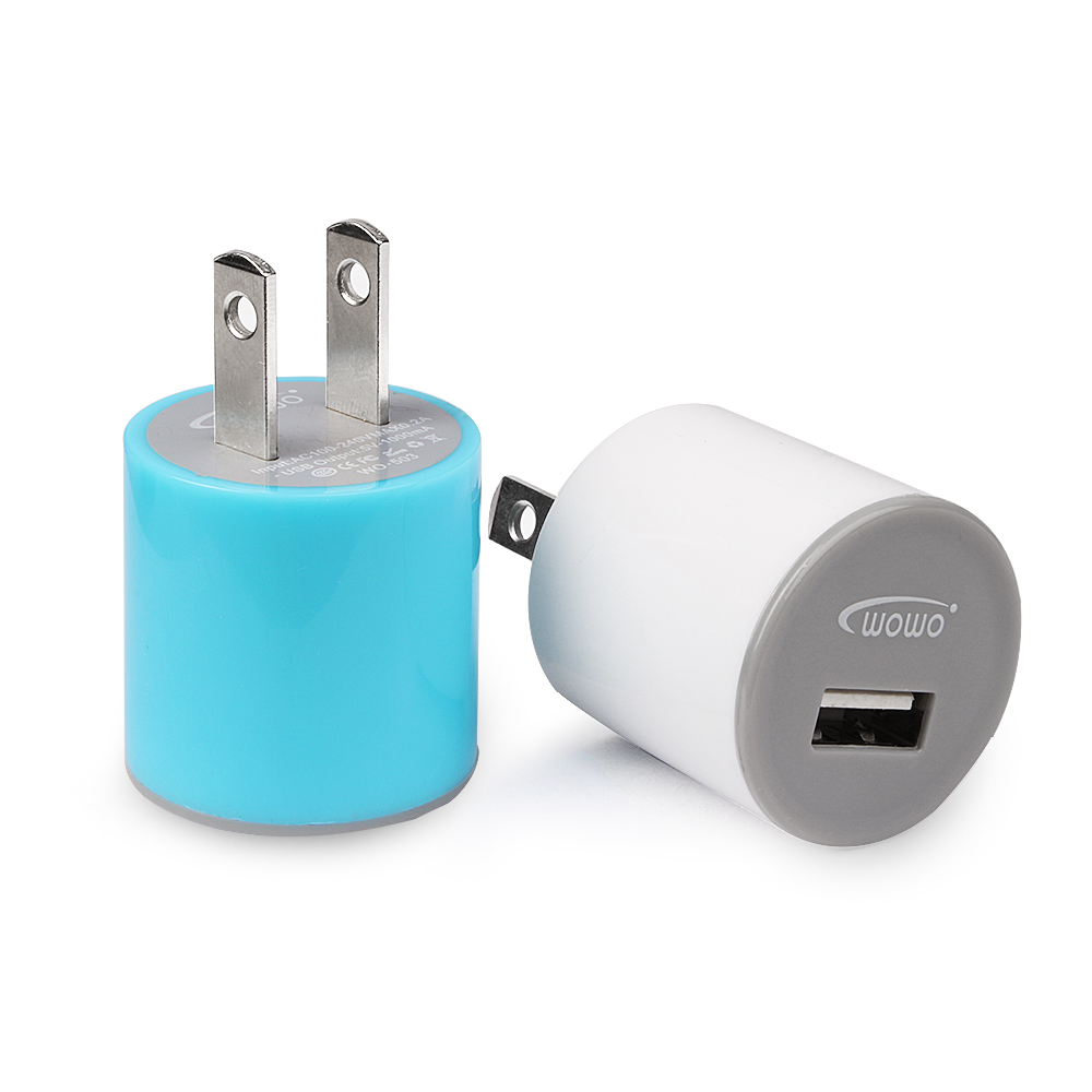 5V 1A Travel Convenient us Plug Wall USB Charger Adapter For Samsung font b Apple b