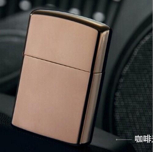 The Hong Kong authentic zorro zorro kerosene lighter A limited edition black ice zipper ultra-thin Creative wind bag mail(China (Mainland))