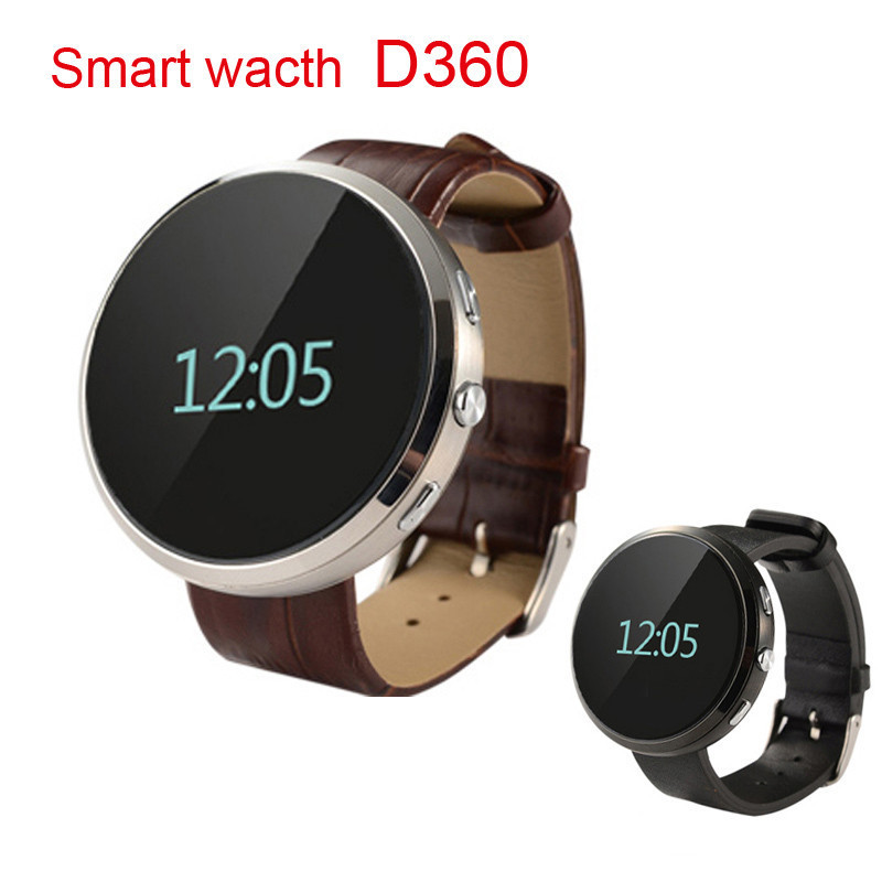 Smart Watch D360 2015 Bluetooth /d360 /montitor Smartwatch