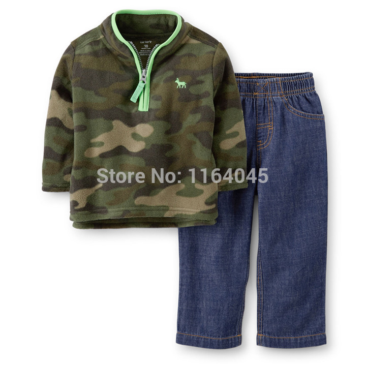 LL2-016,Camo Collection, Baby Boys 3-Piece & 2-Piece & 1-Piece Clothing Sets,Cool ,Original, Super Quality, Free Shipping(China (Mainland))