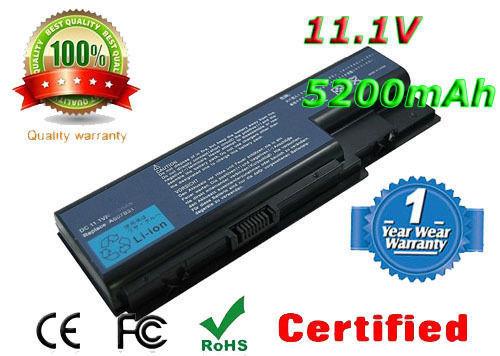 AS07B61 Battery Packard Bell EasyNote LJ65 LJ67 LJ71 LJ73 Series AS07B31 AS07B51(China (Mainland))