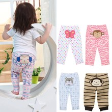 Baby Pants ! Spring Autumn Fashion Cotton Baby Boys Pants Hip Hop Pants For Kids 0-24 Months Infant Pants Newborn Baby Clothing(China (Mainland))