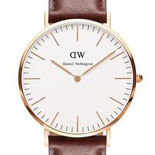 2015 luxury Brand Daniel Wellington Watches DW Watch Women men Strap sports Quartz Wristwatch Relojes Wrist