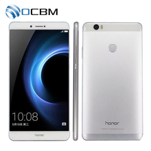 Original Huawei V8 Max Mobile Phone 4G FDD LTE Kirin 955 Octa Core Android 6.0 5.7 Inch 2560*1440 IPS 4GB RAM 64GB ROM 13.0MP