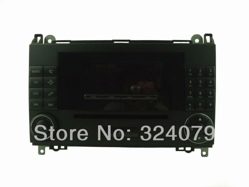 alpine single cd radio mf2750 for mercedes benz viano vito. Black Bedroom Furniture Sets. Home Design Ideas