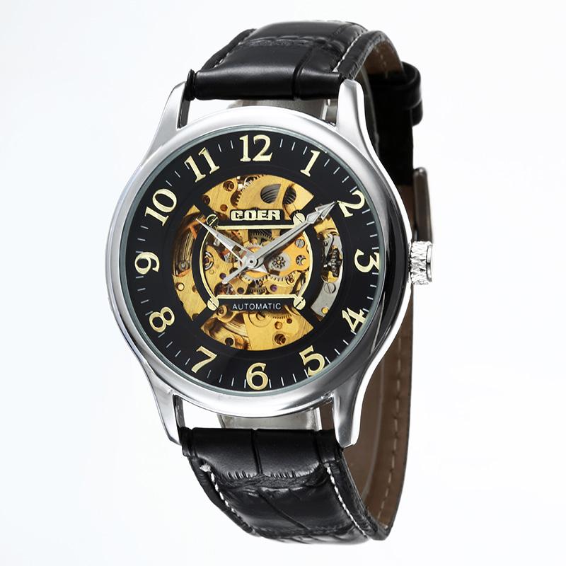 Skeleton Winner механические часы - отзывы