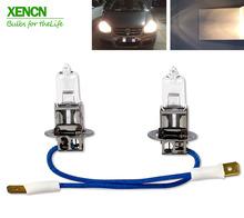 Buy XENCN H3 Original Line Car Halogen Fog Light Standard OEM Quality Auto Lamp for chevrolet aveo bmw e60 Pk22s 12V 55W for $8.98 in AliExpress store