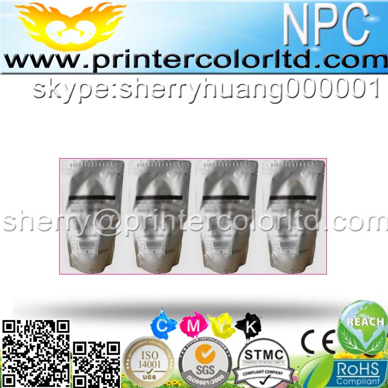 Фотография High quality color toner powder compatible ricoh c2051 Free Shipping