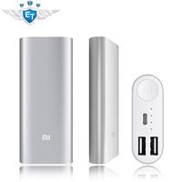 Original Xiaomi Power Bank 16000mAh Big Capacity For Cell Phones For Tablet PC Portable Practical Output 5.1V - 2.1A