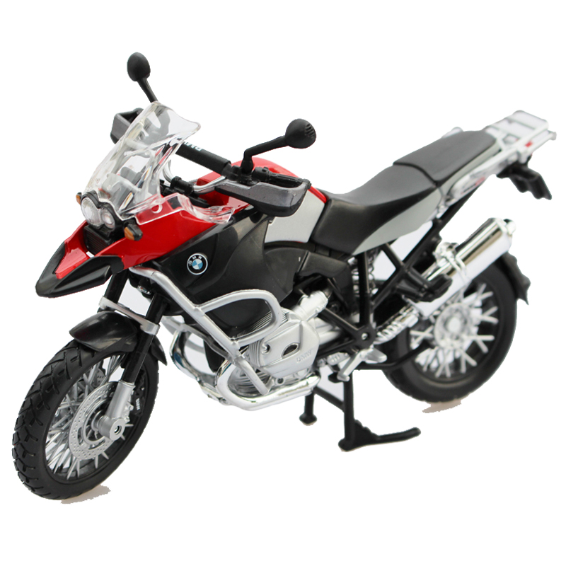 Original box R1200GS motorcycle model 1:12 scale models Alloy motorcycle racing model motorcycle model Toys motorcycle Kids Toys(China (Mainland))