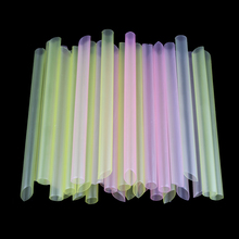About 33pcs Food Grade PP Plastic Flexible Ice Tea Bar Party Disposable Drinking Drink Straws Bendable PTSP HG-1369(China (Mainland))