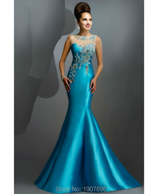 Teal Formal Dresses - Dress Xy