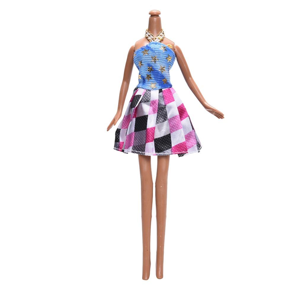 Barbie Jurk Patronen-Koop Goedkope Barbie Jurk Patronen loten van ...