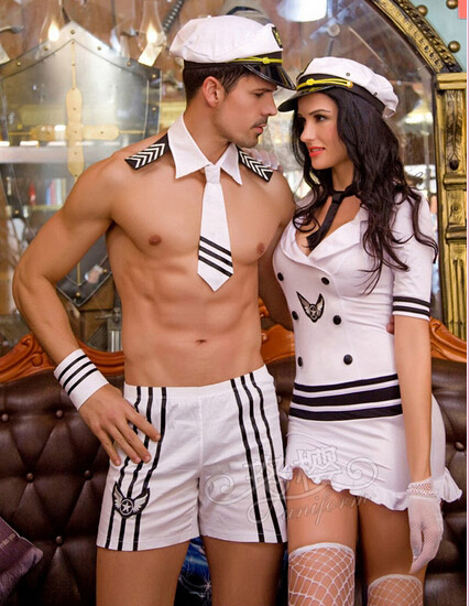 Marine costumes for adults