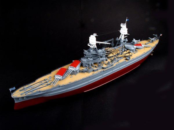 Free Shipping Hobby Boss USS Arizona BB-39 (1941) warship model,The second world war ii battleships, hero warships(China (Mainland))