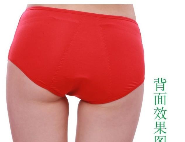Высококачественные Женские трусы с защитой от менструаций для менструального 007