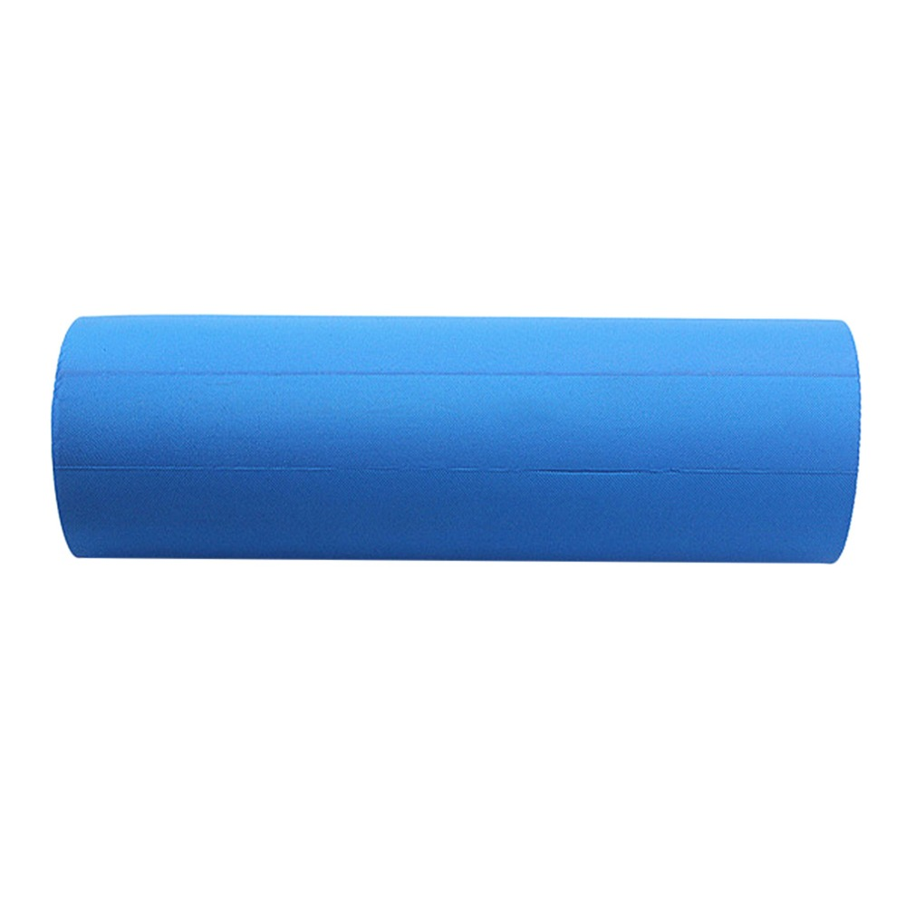 New Gym Exercise Fitness Smooth Point EVA Blue Yoga Foam Roller Body Massage Fast Shipping From US(China (Mainland))