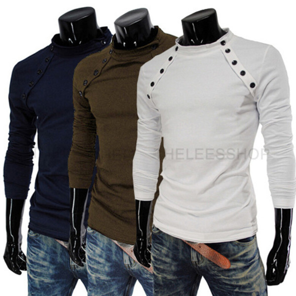 Online Shopping for Mens T shirts at Low Prices T-shirts are among the most versatile pieces of clothing in men's fashion. A T-shirt can be worn while lounging around at home, working out, going out to a pub or to a date, or paired with pyjamas when sleeping.