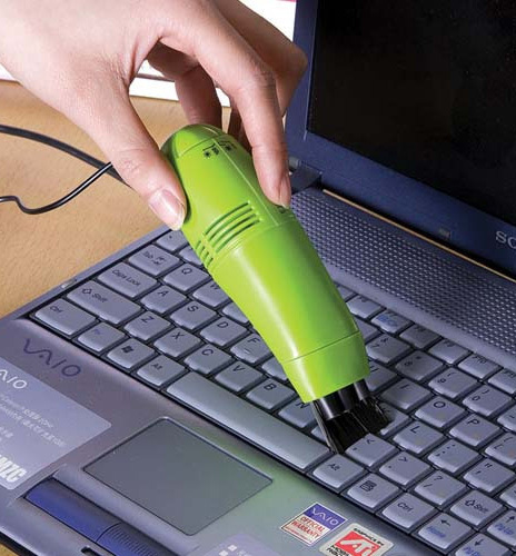 Special Offer Practical Micro Computer Control Mini Keyboard Cleaner Keyboard Brush Portable Usb Cleaner Vacuum Clean(China (Mainland))