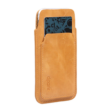100% Pure Genuine Cow Leather Bag Sleeve Case for iPhone 6/6s 4.7 inch for iPhone 6/6s Plus 5.5 inch with front Card slot(China (Mainland))