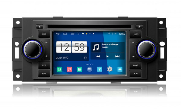 WINCA S160 Android 4.4.4 CAR DVD player FOR DODGE Ram car audio stereo Multimedia GPS Head unit(China (Mainland))