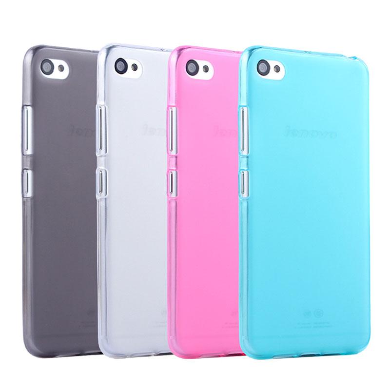 Гаджет  Lenovo S90 Case Transparent TPU Soft Case For Lenovo S90 Multi Colors Lenovo S 90 Cover None Телефоны и Телекоммуникации