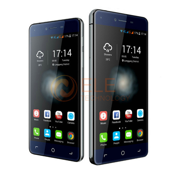 Original Elephone S2/S2 Plus 5.0 Inch cellphone MTK6735 Quad Core 2GB RAM 16GB ROM 4G FDD LTE Mobile phone Android 5.1 GPS 8.0MP(China (Mainland))