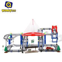 2016 New Top Fasion Electronic Educational Slot Musicalflashing Rail Car Flashing Toys For Children 1pcs/lots Free Shipping(China (Mainland))