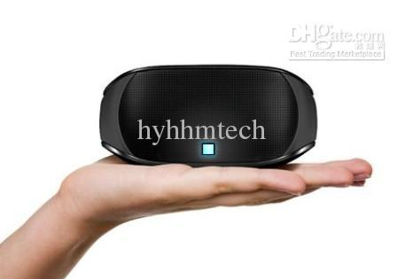Wholesale - YJ Free Shipping UE Mini Boombox Speakers wireless portable bluetooth speaker Smart touch screen can drop ship In re
