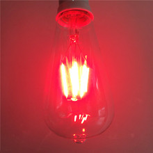 Buy E27 4W AC220V Red Green Blue Purple bulb home Decor lamp Christmas lights garnish bulbs adornment lampada decoration LED for $3.38 in AliExpress store