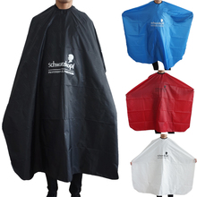 Hot Selling Hair Cutting Cape, 3 Colors To Choose Barber Cape For Salon Hairdressing Wrap Made With Good Cloth Adult Hair Gown.(China (Mainland))