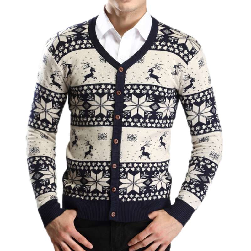 popular reindeer sweater menbuy cheap reindeer sweater