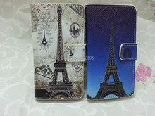 for SONY ERiCSSON LiVE WiTH WALKMAN WT19i Case Paris Eiffel Tower vintage PU Leather Flip Cover(China (Mainland))