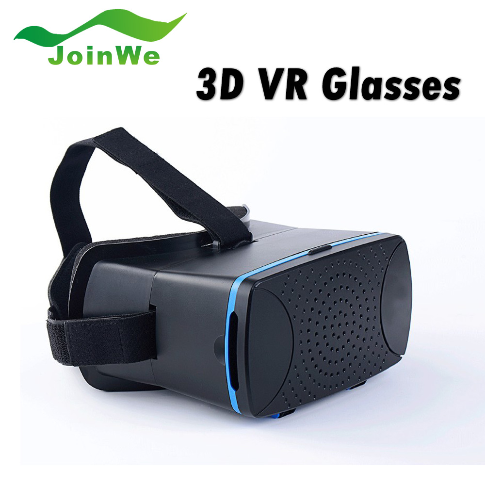 Здесь можно купить  New Technical Smart Glasses For 3D Movie And 3D Game Compatible With iPhone And Android Phone Ultra-Thin ABS Material 3D Glass  Бытовая электроника