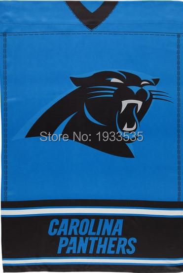 Carolina Panthers Jersey Vertical banner 3X5ft Garden House Flag(China (Mainland))