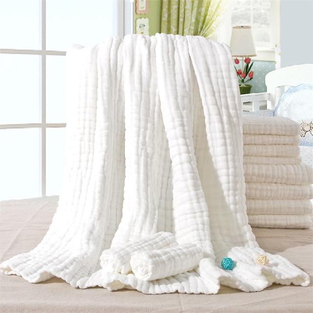 Детские Банные полотенца 100% хлопок Ультра мягкий сильная Абсорбциа воды 1 кусок ...