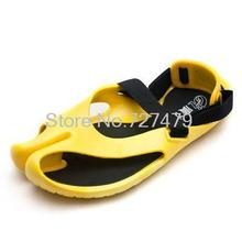 Fashion men beach flip flops summer outdoor sandals slip resistant wearable rubber semi cool slippers size 38-44 B893