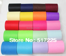 6 inch * 100 yards tulle 15cm 100% Polyester mesh tulle fabric spool tutu(China (Mainland))