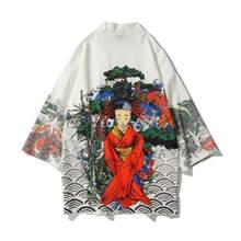 كيمونو سترة الرجال اليابانية اوبي الذكور يوكاتا الرجال haori اليابانية السامرائي الملابس التقليدية اليابانية الملابس(China)
