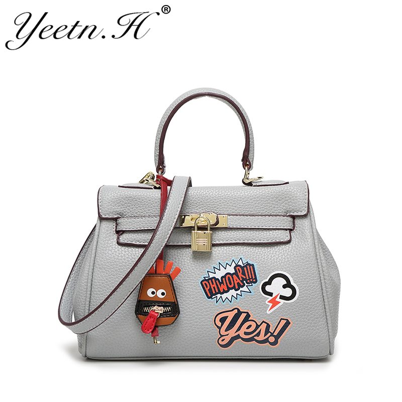 2016 New Arrival Fashion PU Leather Woman Top-Handle Bags Totes Vintage Bag For Women Shoulder Bags A2072(China (Mainland))