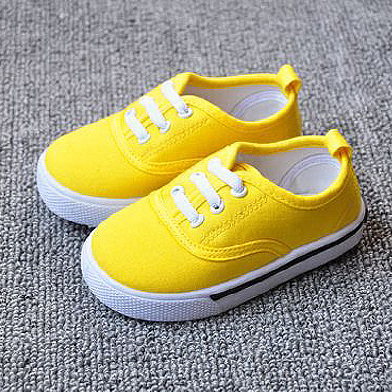 Canvas Shoes children sneakers kids sport shoes boys and girls shoes Sneakers, new shoes 26-37 size(China (Mainland))