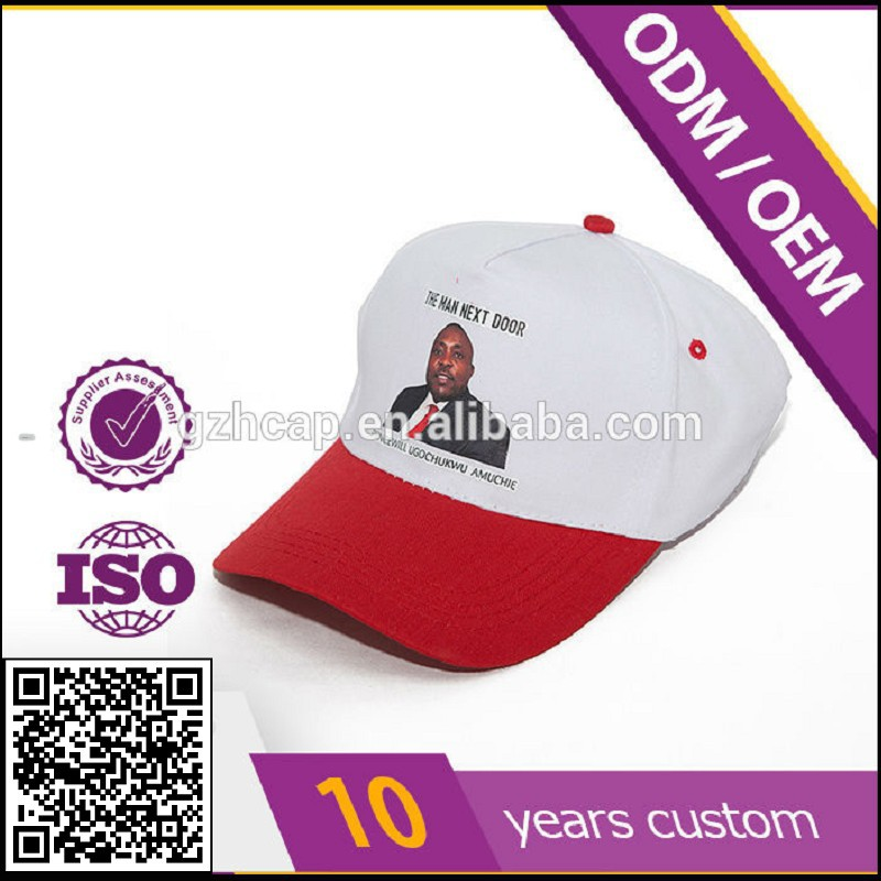2015 new design custom promotional baseball cap from china supplier(China (Mainland))