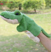 Large puppet toy  marine even a finger gloves dolls baby story telling puppet(China (Mainland))