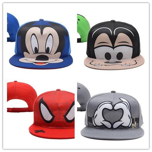 cheap DAFFY DUCK and mouse cartoon Snapbacks caps most popular men's & women's fashion Adjustable baseball hats free shipping(China (Mainland))